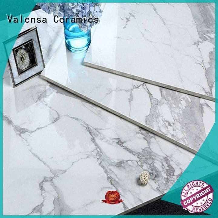Valensa Ceramics Custom unglazed porcelain tile supply for indoor