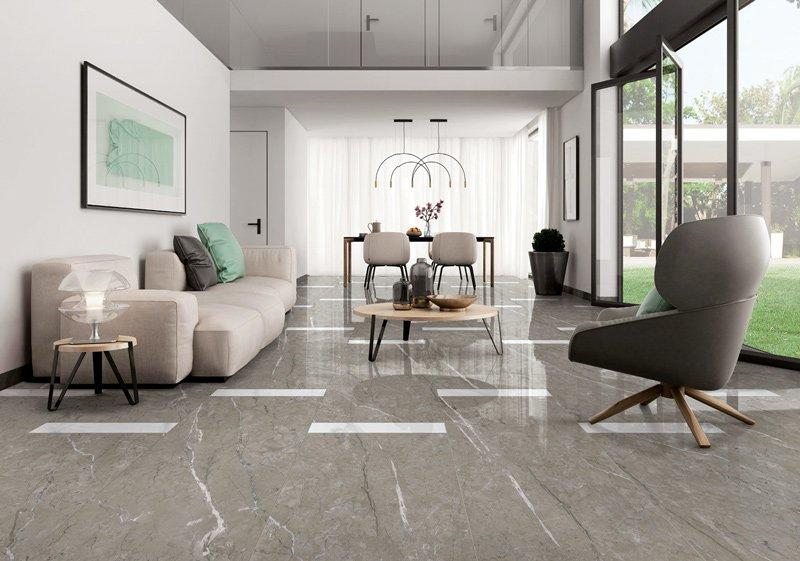 MARBLE TILES Full body Marble tiles 60X120 VDLS1261319BYJT Karaka Grey