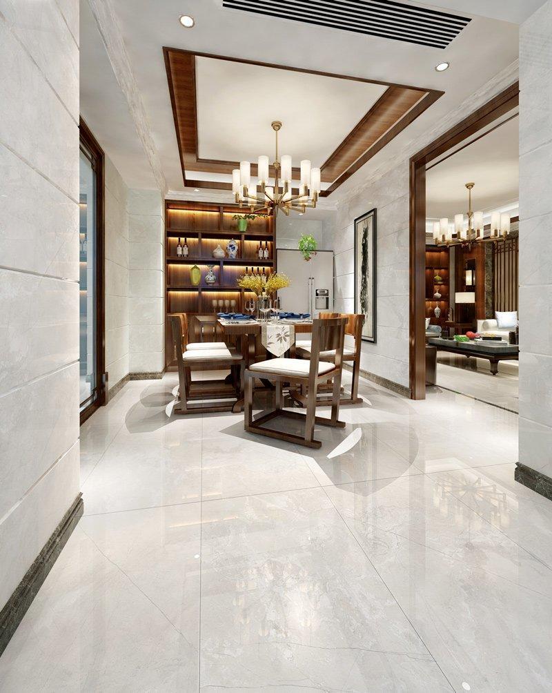 MARBLE TILES Full body Marble tiles 60X120 VDLS1261327YJT Caesar Gray