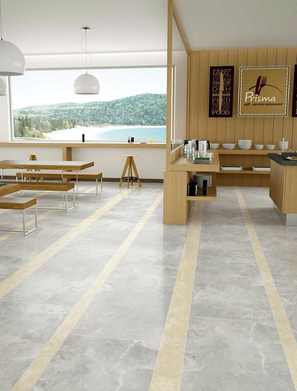 MARBLE TILES Full body Marble tiles 60X120 VDLS1261390YJT  Pupes light grey