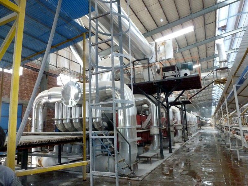 Drying kiln