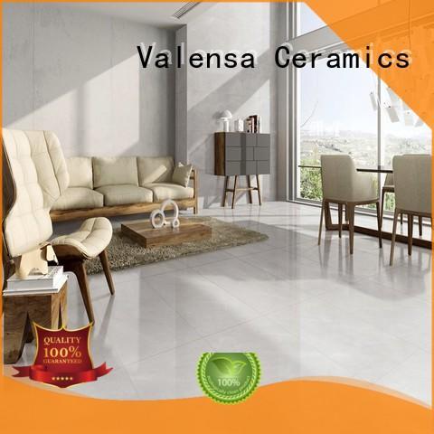 Valensa Ceramics Top black and white ceramic tile factory for indoor