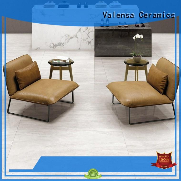 Valensa Ceramics ash grey porcelain tile manufacturer for indoor