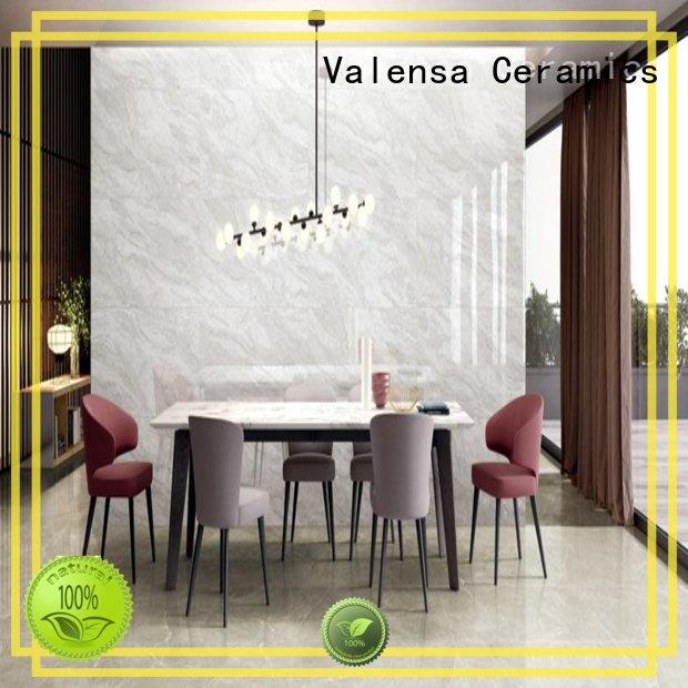 Valensa Ceramics professional porcelain glazed floor tiles supplier for house