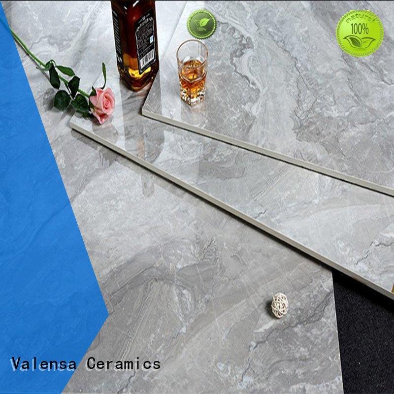 unglazed porcelain floor tile calacata school hotel Valensa Ceramics Brand