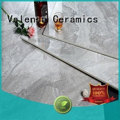 Valensa Ceramics Latest polished porcelain floor tiles company for indoor