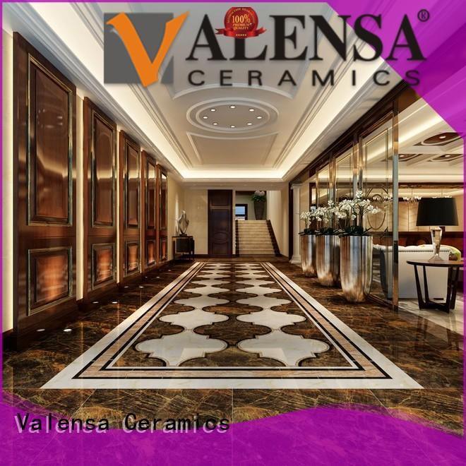 Valensa Ceramics shopping dark marble floor supply for indoor