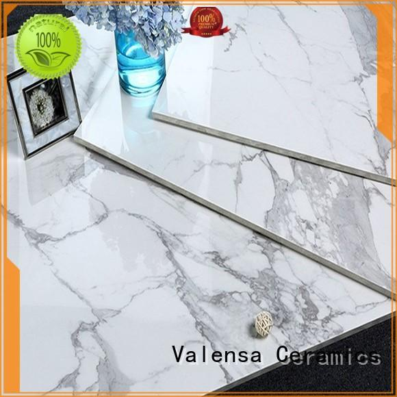 Valensa Ceramics Wholesale polished porcelain floor tiles factory for house