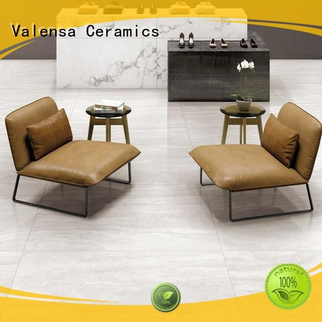 high quality glazed porcelain floor and wall tile wholesale for house Valensa Ceramics