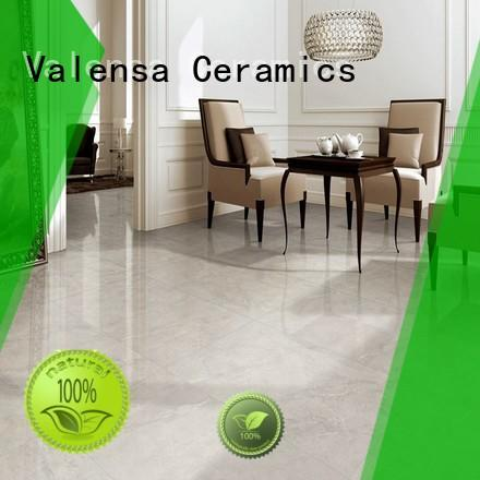 Valensa Ceramics professional black and white ceramic tile manufacturer for villas