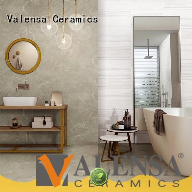 Valensa Ceramics body ceramic tile flooring cost supplier for home