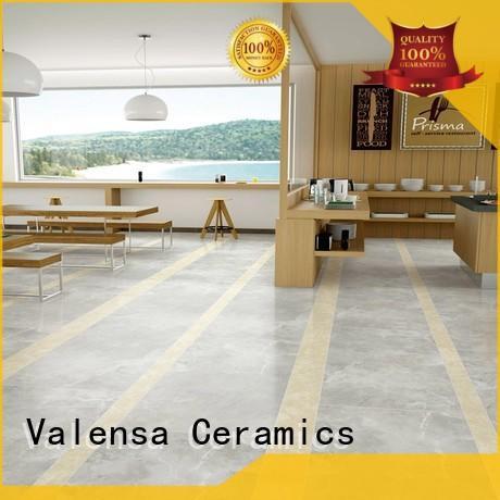 Valensa Ceramics marble bathroom floor tiles price suppliers for indoor