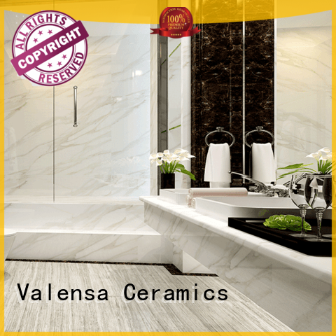 Valensa Ceramics Wholesale glazed floor tiles company for home