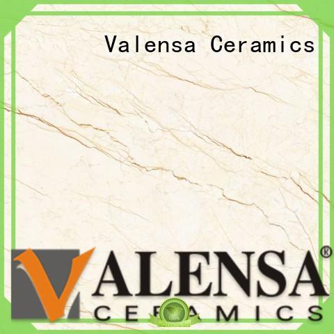 full wall Valensa Ceramics Brand crema marfil porcelain tile