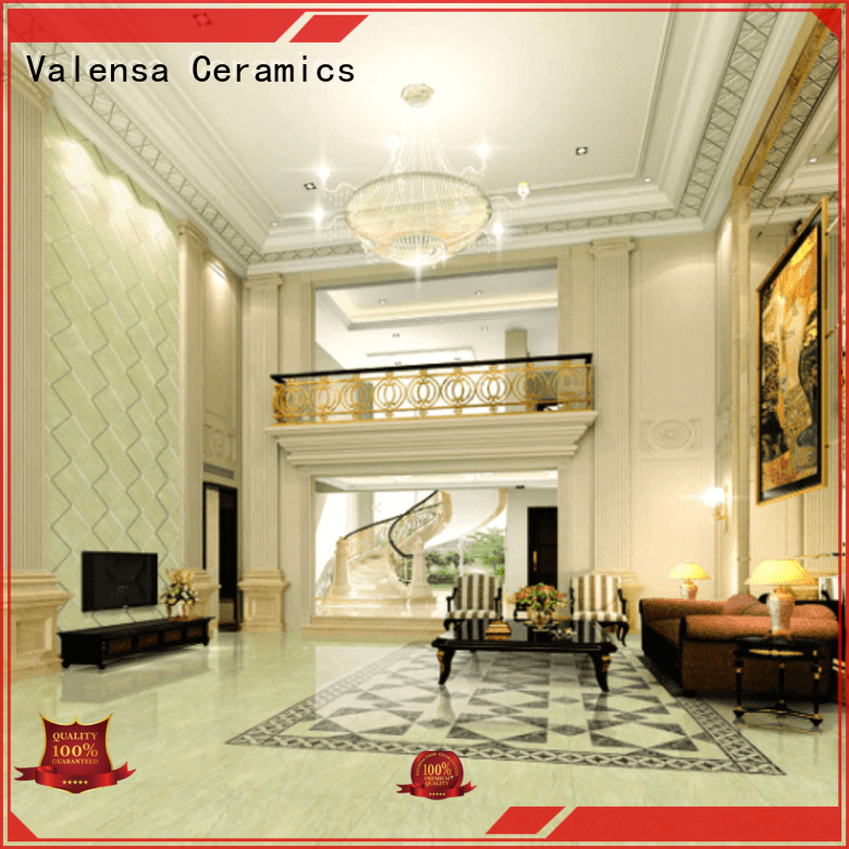 Valensa Ceramics sereis stone ceramic tile supply for home