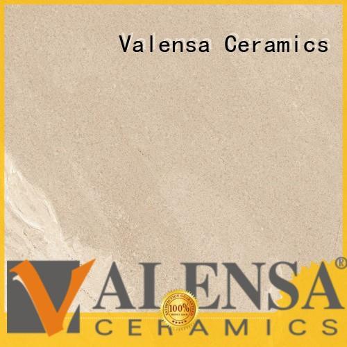 Valensa Ceramics stone porcelain bathroom floor tile factory for house