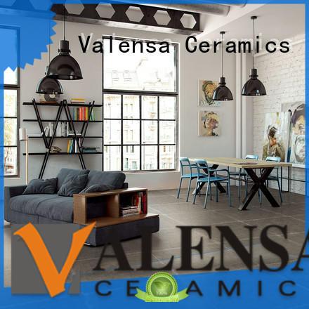 series outdoor interior wal Valensa Ceramics Brand glazed ceramic floor tile manufacture