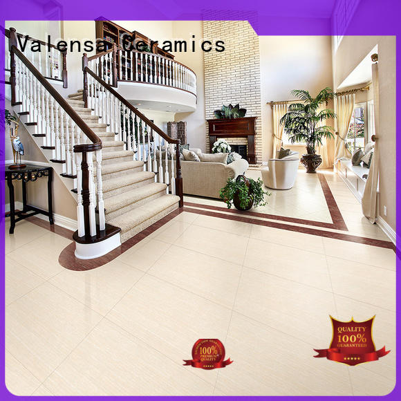 Valensa Ceramics professional porcelain or ceramic tile wholesale for indoor