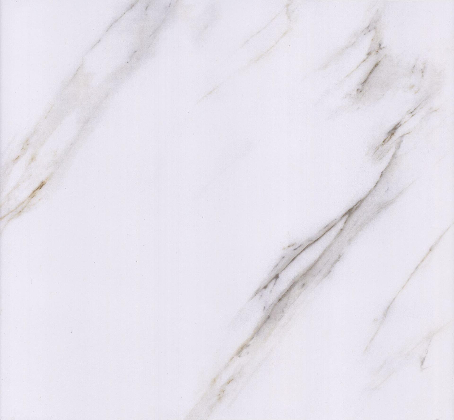Carrara white Marble tiles  Full polished marble tiles   60x60 80x80cm/24x24' 32x32'