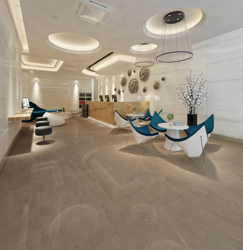 Pupes brown Full body Marble tiles  VDLS1261328YJT  60X120cm/24x48'