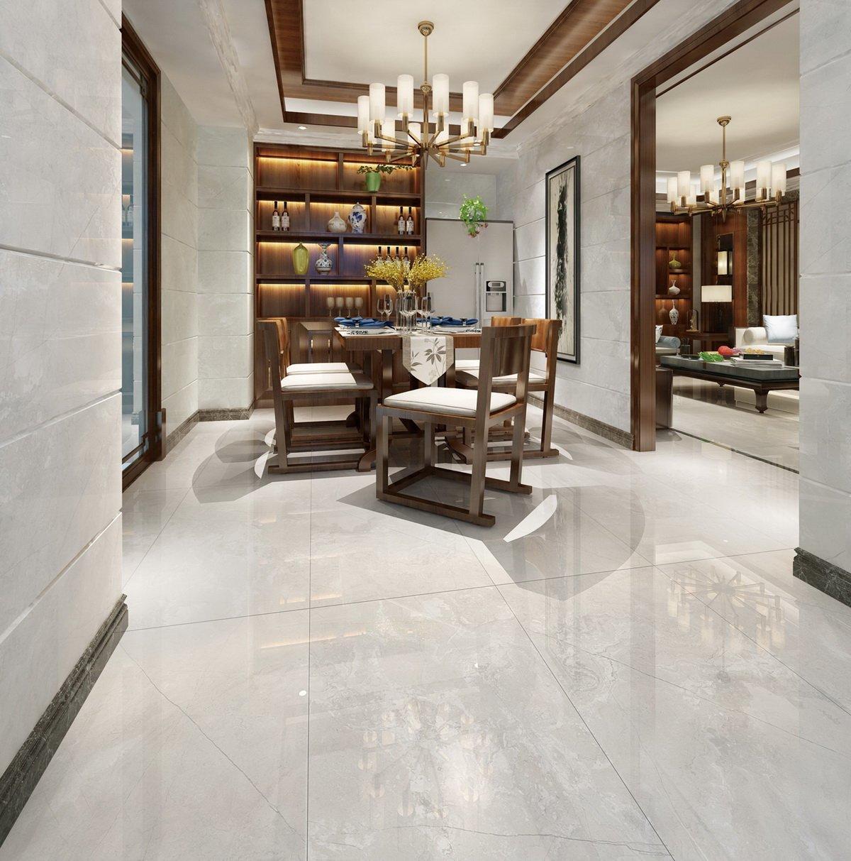 Caesar Gray Full body Marble tiles    VDLS1261327YJT  60X120cm/24x48'