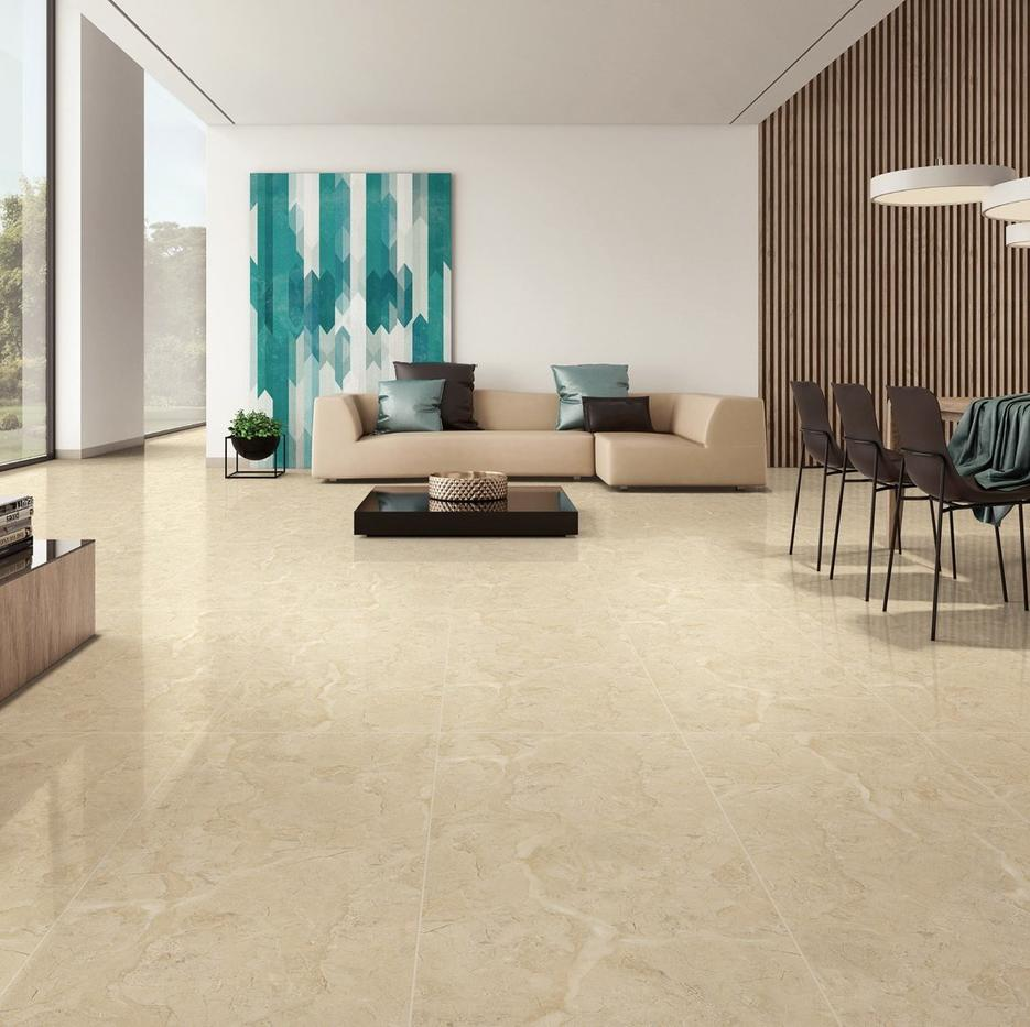 King beige Foshan tile Full body Marble tiles   VDLS1261313YJT  60x120cm/24x48'