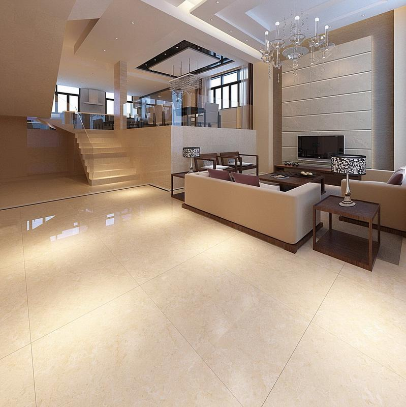 Altman beige marble Full polished  tiles with full body     VDLS1261319YJT 60X120cm/24x48'