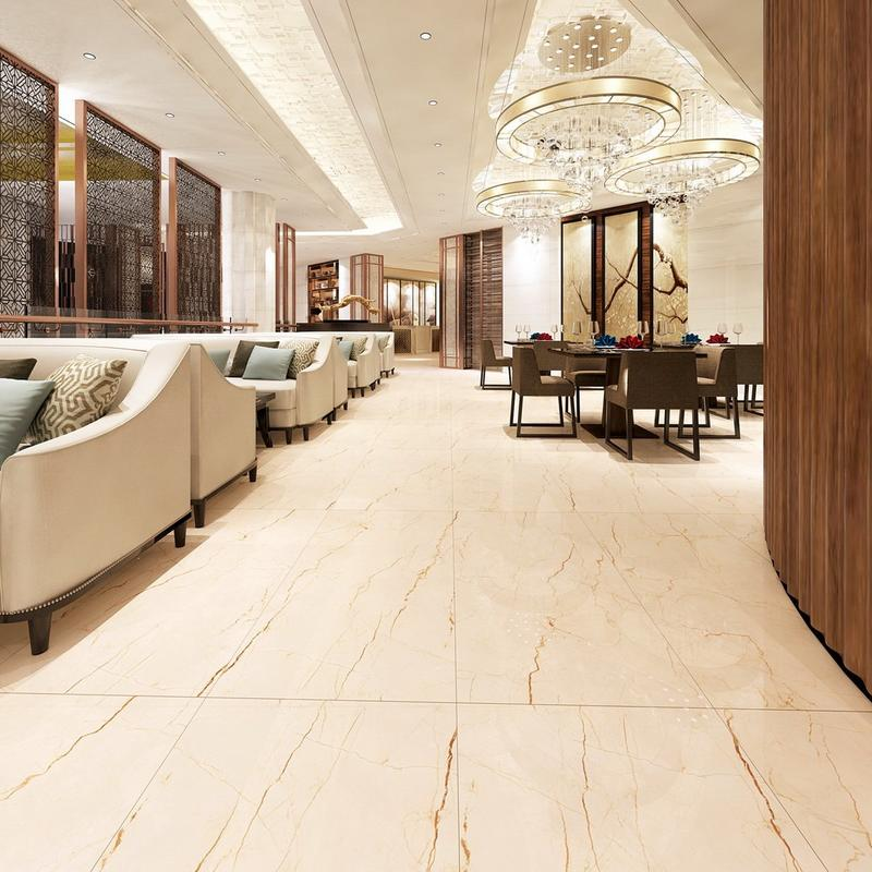 Sofitel Gold Full body porcelanato Marble tiles  VDLS1261322YJT   60x120cm/24x48'