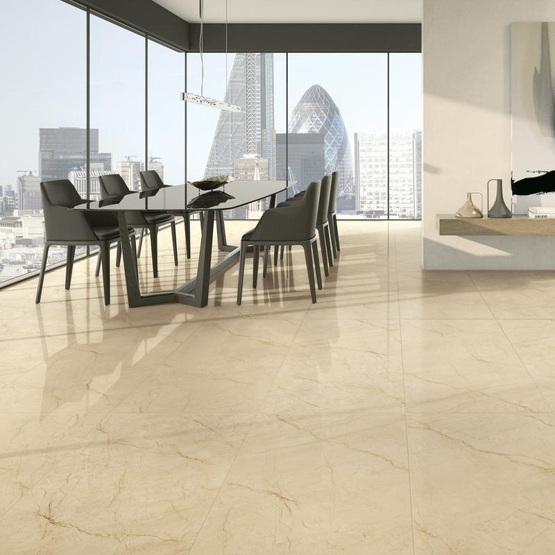 Arland Beige Full body interior wall Marble tiles   VDLS1261333YJT 60X120cm/24x48'
