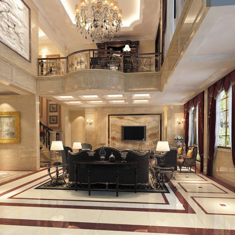 Arland beige Full body floor Marble tiles  VDLS88212YJ    80X80CM /32x32'
