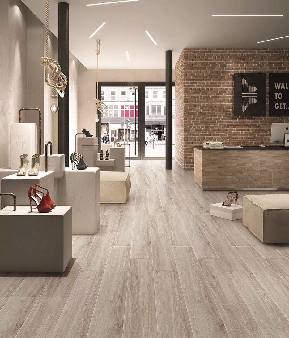 Porcelain wooden tile   CCTR29024-27  20X90 15X90 20X1000/8x36'6x36 8x40'