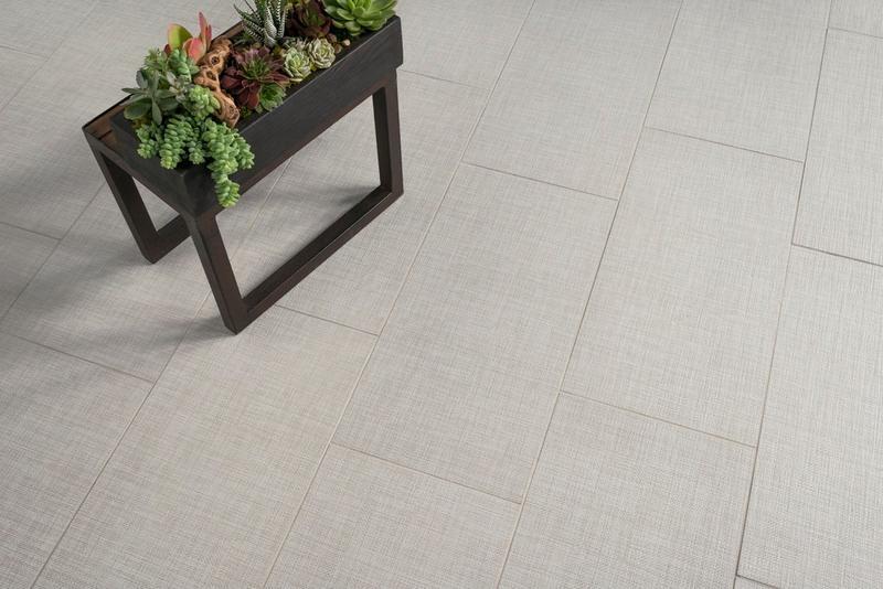 Porcelain textile tiles cloth texture INGT6031R-6035R  30x60 60x60cm/12x24' 24x24'
