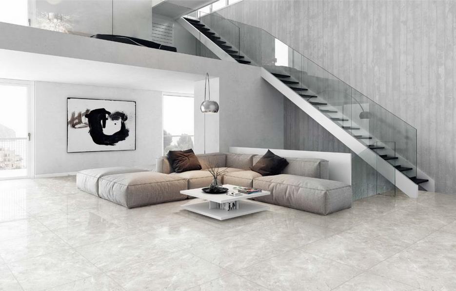 Porcelain soft matt light color tile VTSD618S  30x60 60x60cm/12x24' 24x24'