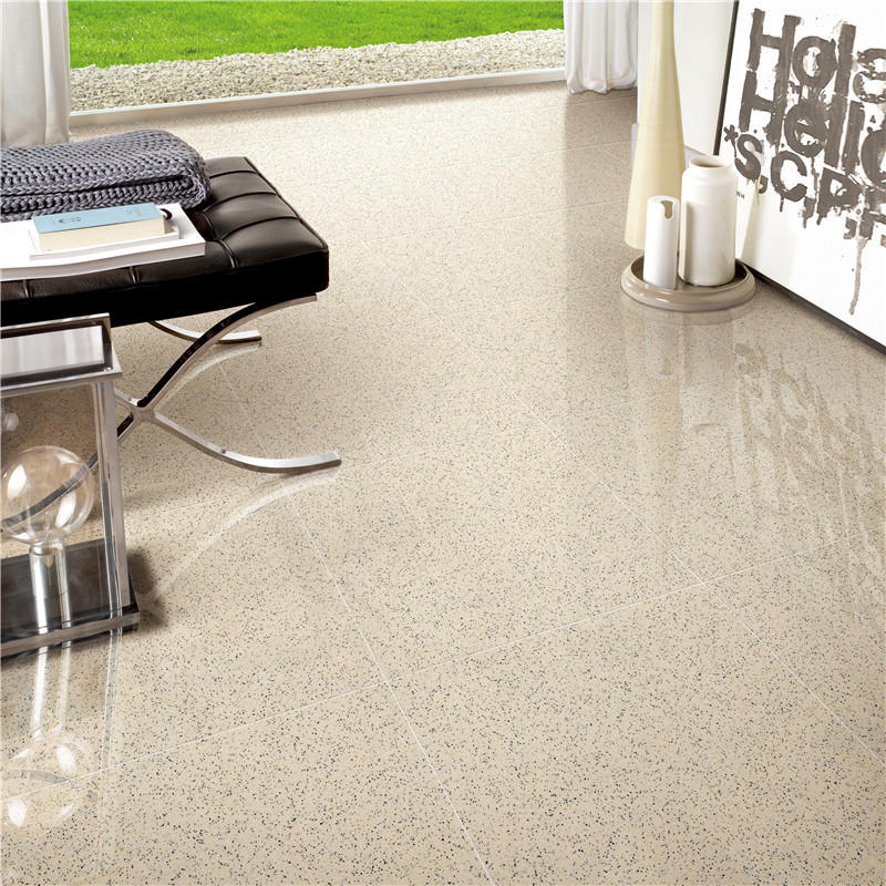 Light gray full body Polished  Spots tiles    VBDT001  60X60CM/24X24'