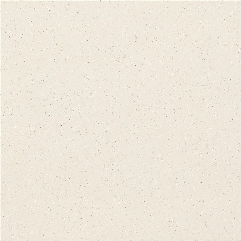 Pure white full body with small micro-crystal  Spots tiles VDBKL030T 60x60cm/24x24'