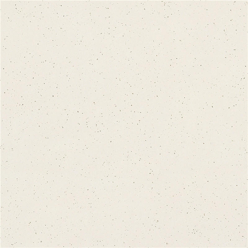 Pure white full body with micro-crystal Spots tiles VDBKL039T 60x60cm/24x24'