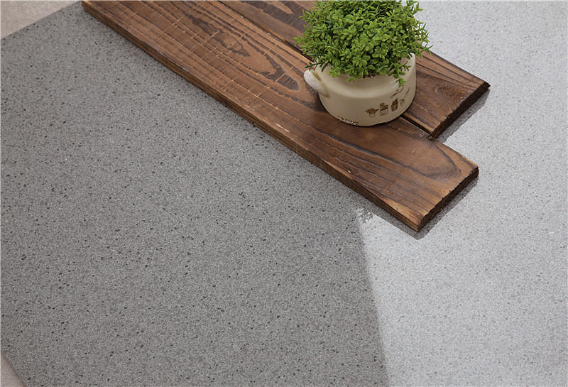dark gray Polished  tiles  Spots series  VDBKL032T 60x60cm/24x24
