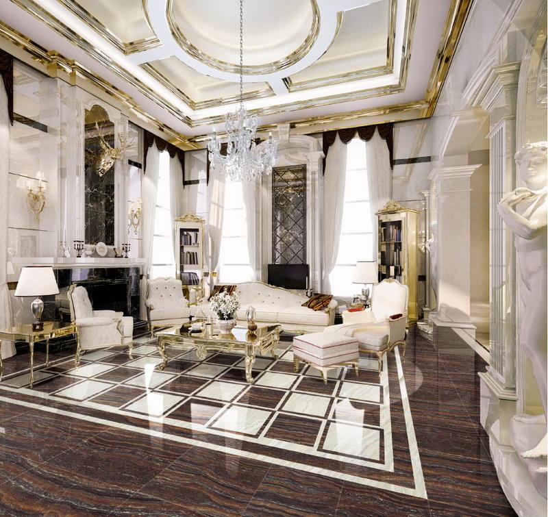 Amazon polished porcelain floor tiles 60x60cm/24x24' 80x80cm/32x32' 100x100cm/40x40' 60x120cm/24x48'