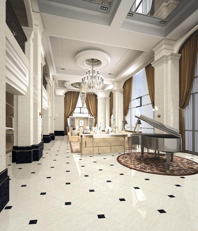 Navona double loading  polished porcelain floor tiles 60x60cm/24x24' 80x80cm/32x32' 100x100cm/40x40' 60x120cm/24x4