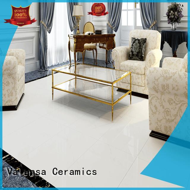 Hot white  full marble Valensa Ceramics Brand
