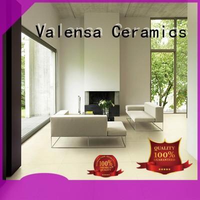 Valensa Ceramics Wholesale lappato tile finish supply for villas
