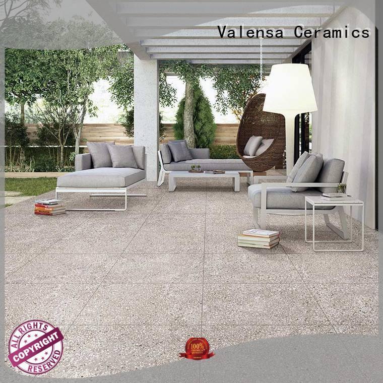 Valensa Ceramics experienced terrazzo tile for sale supplier for villas
