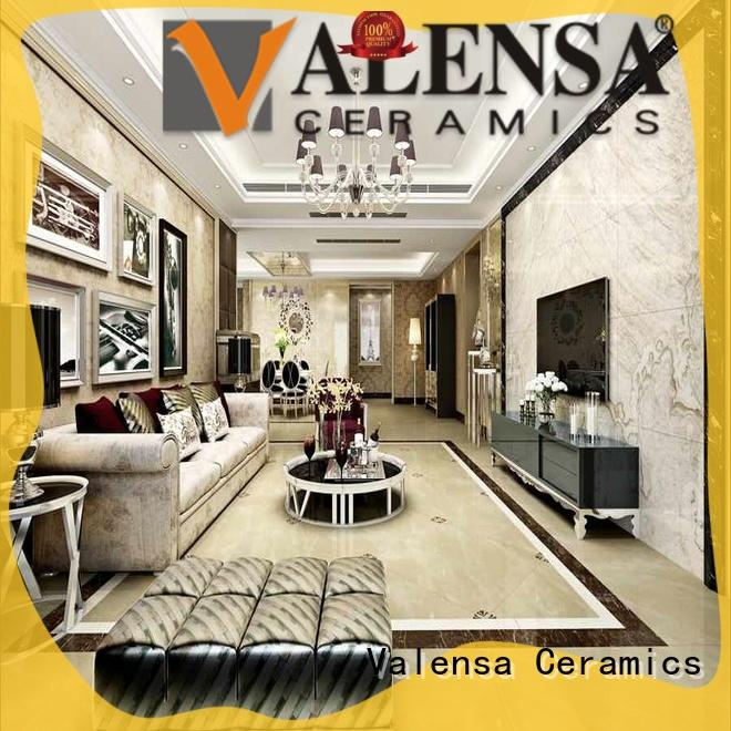 Valensa Ceramics full marble tile living room wholesale for house