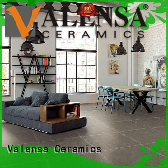 Valensa Ceramics Brand square outdoor series interior wal porcelain tiles for sale