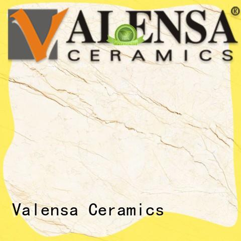 Valensa Ceramics Custom crema marfil marble tile factory for indoor