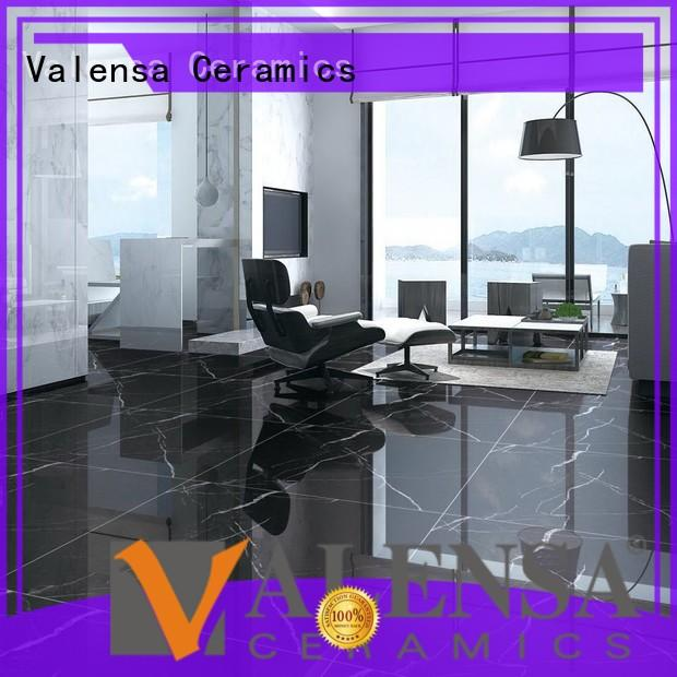 plaza dark emperador marble tiles series for indoor Valensa Ceramics