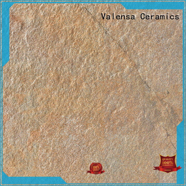 Valensa Ceramics porcelain slate tiles for sale wholesale for indoor
