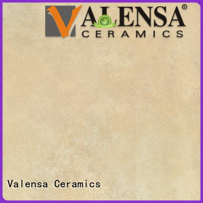 Valensa Ceramics Brand building glazed custom