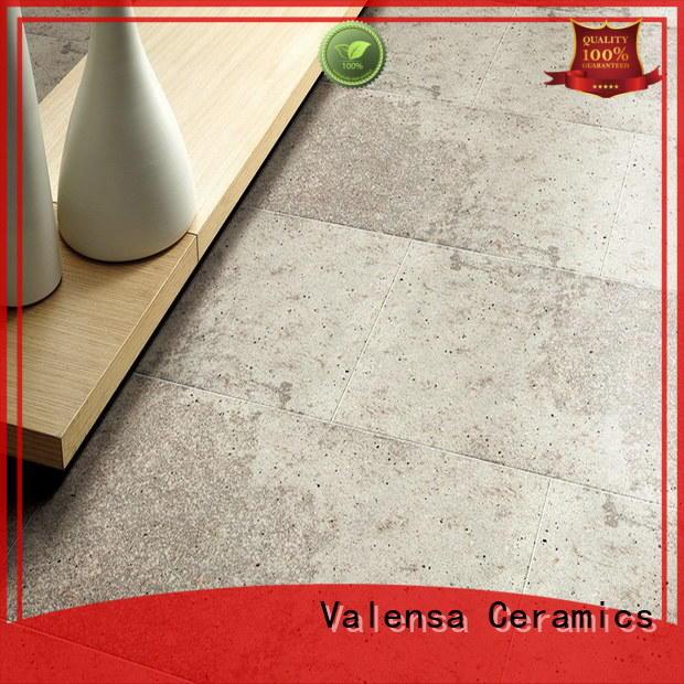 half matt floor tiles porcelain Valensa Ceramics company