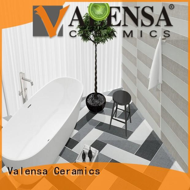 Valensa Ceramics tiles bedroom carpet tiles supply for villas
